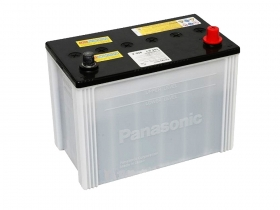 АКБ Panasonic 80 A/ч п.п.(N-90D26R/JE)