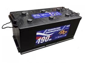Аккумулятор ПАЗ 6СТ-190 А/ч конус обратная полярность