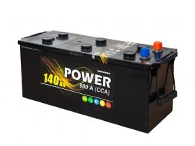Power 140 А/ч прямая