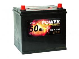 АКБ Power 60 А/ч Asia