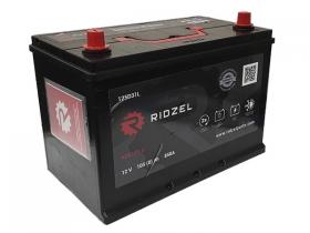 Аккумулятор RIDZEL 6СТ-105 А/ч прямая полярность (азия)