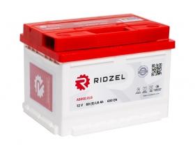 Ridzel 60 А/ч низкий обратная