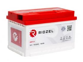 Ridzel 72 А/ч обратная полярность низкий
