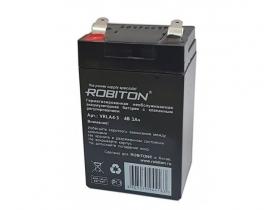 Аккумулятор ROBITON VRLA4-3 4B 3 а/ч