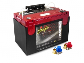 AGM аккумулятор Stinger SPP1500 DC