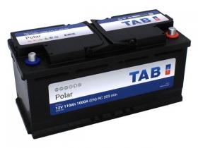 АКБ TAB Polar 110 А/ч обратная полярность