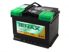 Аккумуляторная батарея Tenax 60А/ч обратная полярность.Германия.