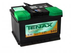 АКБ Tenax 60 А/ч низк. обратная полярность