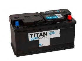 АКБ Titan Evro Silver 110 А/ч