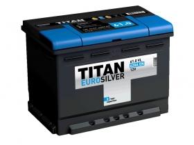 АКБ Titan Evro Silver 61 А/ч
