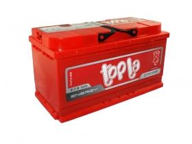 Авто аккумулятор Topla 100 А/ч о. п.