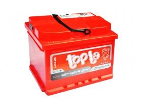 Авто аккумулятор Topla 45А/ч, обратная полярность