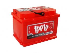 Авто аккумулятор Topla 55 А/ч, прямая полярность