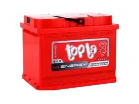 Авто аккумулятор Topla 60 А/ч, обратная полярность