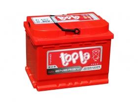 Авто аккумулятор Topla 66 А/ч, обратная полярность
