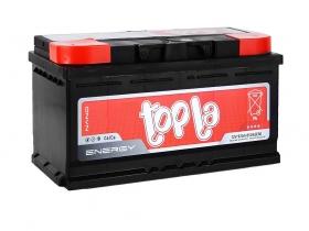 Авто аккумулятор Topla 92 А/ч