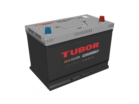 Аккумулятор TUBOR ASIA SILVER 100 а/ч обратная полярность