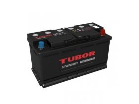 Аккумулятор TUBOR STANDART 100 а/ч обратная полярность