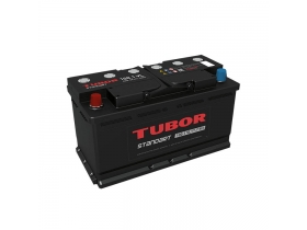 Аккумулятор TUBOR STANDART 100 а/ч прямая полярность