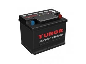 Аккумуляторная батарея TUBOR STANDART 60 о.п.