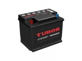 Аккумулятор TUBOR STANDART 62 а/ч прямая полярность
