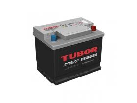 Аккумуляторная батарея TUBOR SYNERGY 60 о.п. низкий