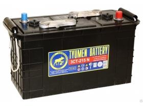 Аккумулятор Тюмень 3СТ-215 А/ч 6 вольт (сухозаряженный)