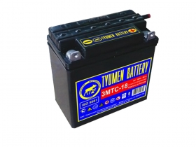 Аккумулятор для мотоцикла Tyumen Battery 3MTC-18