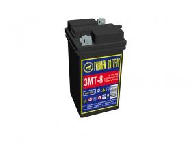Мото аккумулятор Tyumen Battery 3MT-8