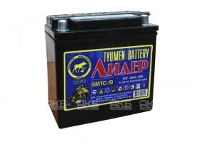 Аккумулятор Tyumen Battery 6MTC-10 конус