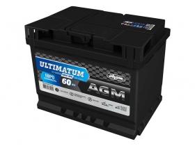 Ultimatum AGM 60 А/ч