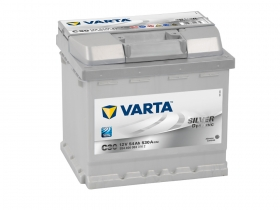 Авто аккумулятор Varta Silver dynamic C30