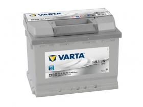 Авто аккумулятор Varta Silver dynamic D39