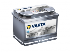 Авто аккумулятор Varta Start-Stop Plus D52