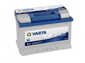 Авто аккумулятор Varta Blue dynamic E11