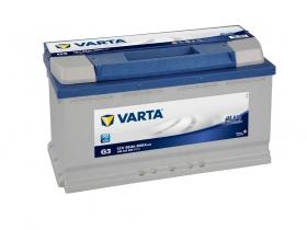 Авто аккумулятор Varta Blue dynamic G3