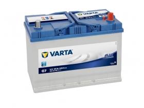 Авто аккумулятор Varta Blue dynamic G7