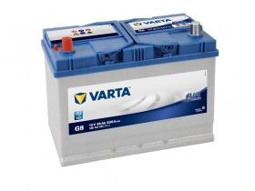 Авто аккумулятор Varta Blue dynamic G8