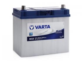 Аккумулятор VARTA BDn 45 А/ч обратная полярность (545 156) Asia