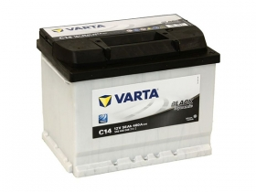 Аккумулятор VARTA Black D 56 А/ч обратная полярность (556 400)