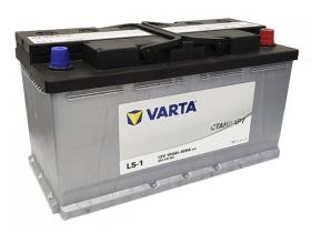 Аккумулятор VARTA СТАНДАРТ 100 а/ч обратная полярность (600300082)