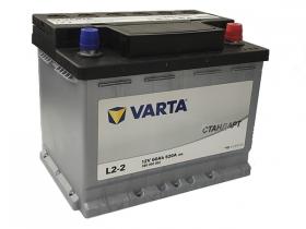 Аккумулятор VARTA СТАНДАРТ 60 А/ч обратная полярность (560300052)