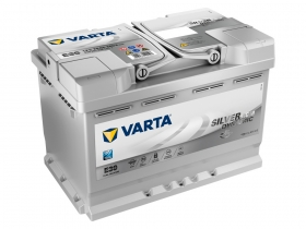 АКБ Varta Silver Dynamic AGM E39 70 А/ч