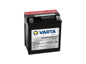 Varta 6 А/ч YTX7L-BS POWERSPORTS AGM (506014005)