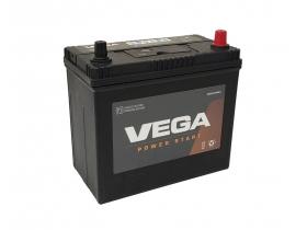 Аккумулятор VEGA 52 а/ч обратная полярность азия
