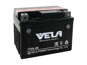 Vela YTX4L-BS