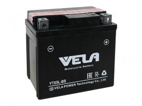 Vela YTX5L-BS