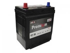 Аккумулятор ZION Premium 6СТ-42 А/ч прямая полярность (азия)