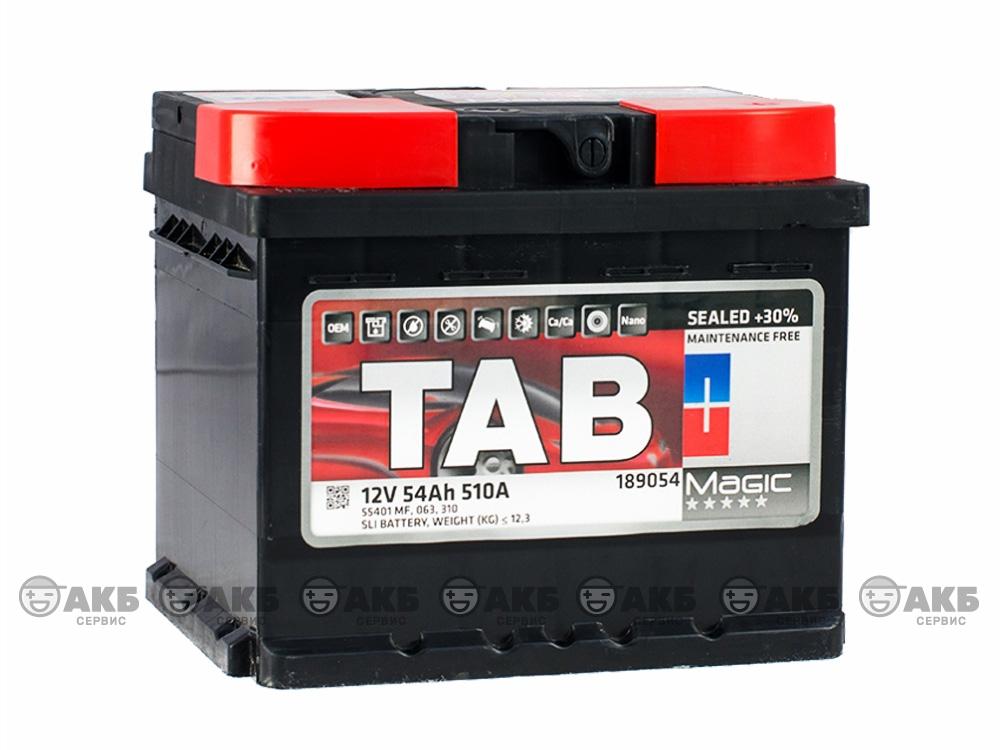 TAB Magic 54 А/ч кубик