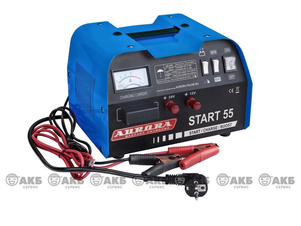 Пуско-зарядное устройство AURORA START 55R